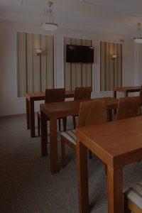 Конференц-зал в Старой Руссе