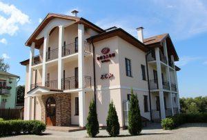Отель ВИЗАВИ Старая Русса